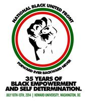 35th Anniversary of the National Black United Front
