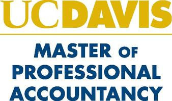 UC Davis Master of Professional Accountancy...