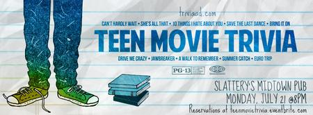 Teen Movie Trivia (1998-2004)