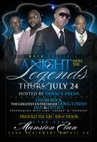 """A NIGHT WITH THE LEGENDS"""