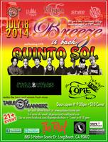 The Breeze is Back at The Reef