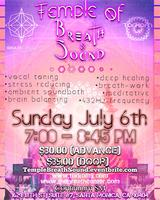Temple of Breath & Sound // Michael B. Baker and...