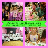 Glamour Camp Week 3 - August 25 - 29