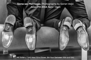 Same Sex Marriages: photography exhibition by Goran...