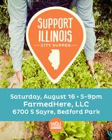 Support Illinois City Supper