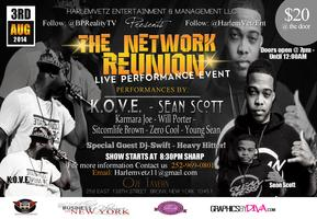THE NETWORK REUNION EVENT !