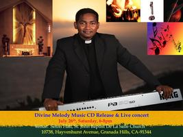 Divine Melody Music CD Release & LIVE Concert