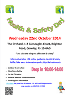 CCVS Health & safety day