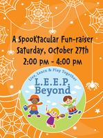 A Spooktacular Fun-raiser!