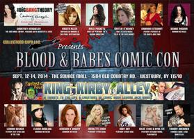 Long Island's Blood and Babes Comic Con
