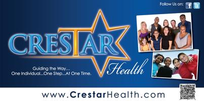Crestar Health, LLC. Back To School Community Outreach...