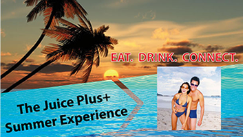 Juice Plus+ Summer Experience