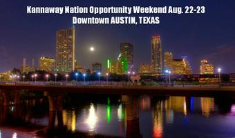 Kannaway Nation Opportunity Weekend ATX Style!!