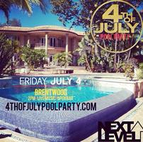 THE NEXT LEVEL: JULY 4TH POOL PARTY