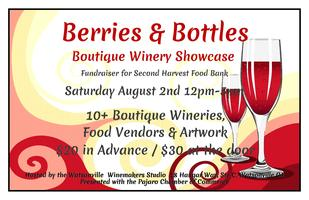 Berries & Bottles Boutique Winery Showcase