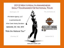 2012 - 2013 Men's Health Golf Tournament and National...