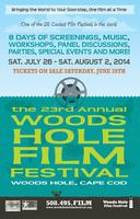 23rd Annual Woods Hole Film Festival