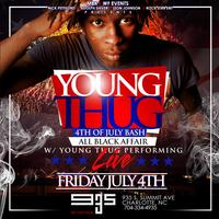 "Young Thug 4th Of July Bash ""Performing Live"""