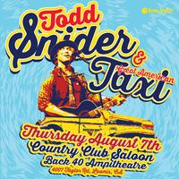 Todd Snider & Great American Taxi, Live in Loomis