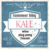 Kale PopUp BBQ & Ping Pong