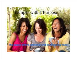 Pamper with a Purpose