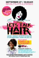 "Carmella Marie's ""Let's Talk Hair"" Healthy Hair Show &..."