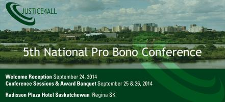 5th National Pro Bono Conference