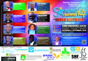 SINGLES SUMMIT 2014 (Walk With Me)