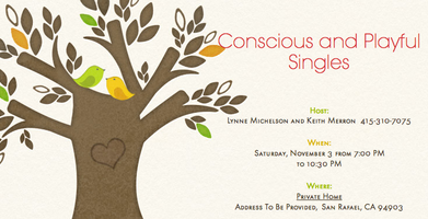 Conscious and Playful Singles