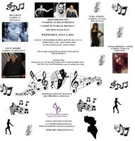 A TRIBUTE TO BILLIE HOLIDAY THE MINI STAGE MUSICAL PLAY