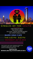 SINGLES OF THE SOUTH Date Audition
