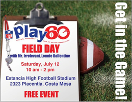 The Undefeated's Play 60 Field Day