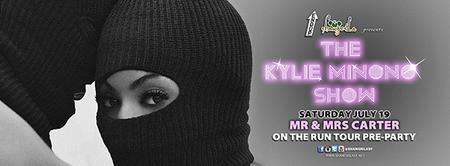 ShangriLa presents The Kylie Minono Show - Saturday...