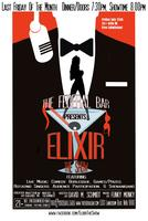 Elixir The Show at The Federal Bar - Friday July 25th