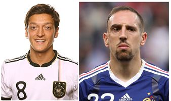 FRANCE vs. GERMANY 2014 World Cup Quarterfinal