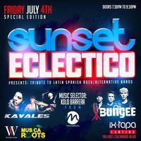 Sunset Eclectico Presents Tribute to spanish...