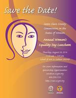 SCC CSW Women's Equality Day Luncheon 2014