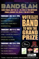 BAND SLAM Semi-Finals Week 3 with One Mile Final,...