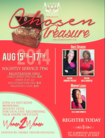 Chosen Women of Worth Conference