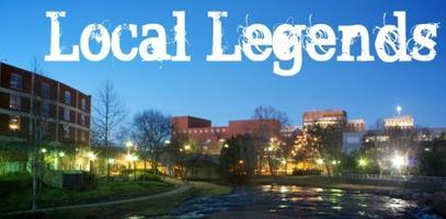 Local Legends: comedy inspired by stories from guests