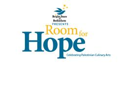 Room for Hope:  Celebrating Palestinian Culinary Arts