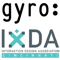 "IxDA Cincinnati and gyro Present ""Top Prototyping..."