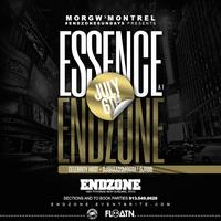 Endzone Sunday's Essence Festival Weekend