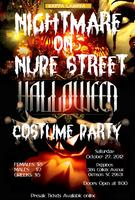 Nightmare on Nupe Street Halloween Party