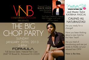 The Big Chop Party