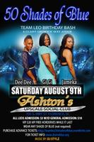 """Pee Dee Area """"50 Shades of Blue"""" Party"""