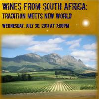 Wines from South Africa: Tradition Meets New World