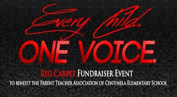 Every Child. One Voice. Red Carpet Fundraiser Event