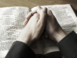 What if prayer was really conversation?