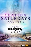 Elation Saturday Pool Parties w/ DJ Scotty Boy